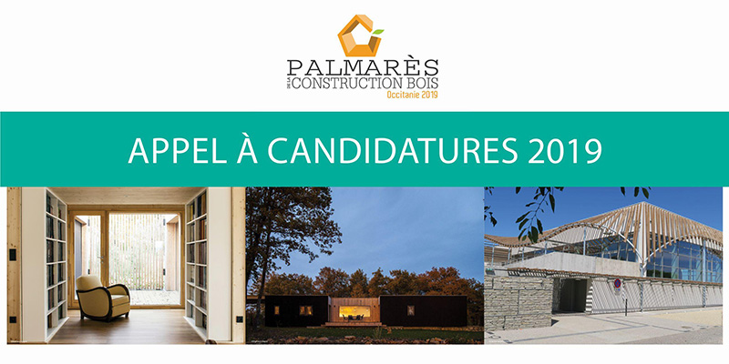 Prix National de la Construction Bois 2019